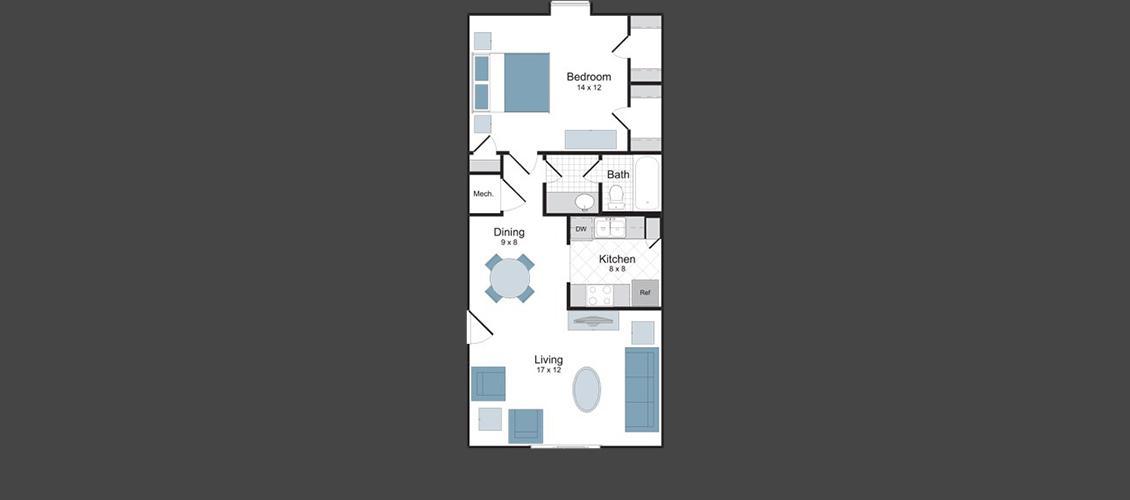 Bel Air Apartments - Mobile, AL 36606   Apartments for Rent ...