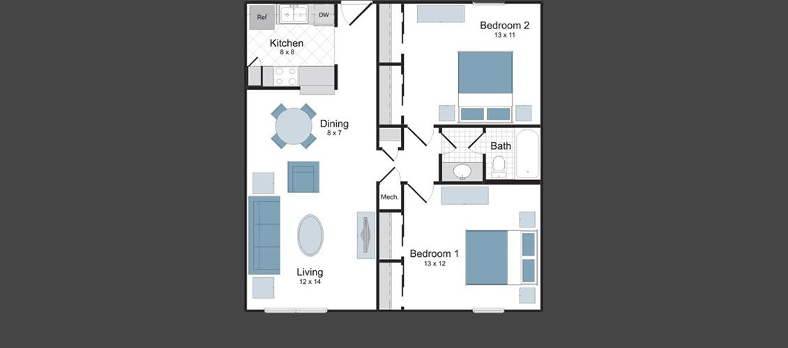 Bel Air Apartments Mobile Al 36606 Apartments For