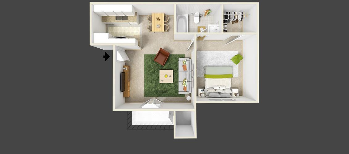 Mobile Apartment Guide